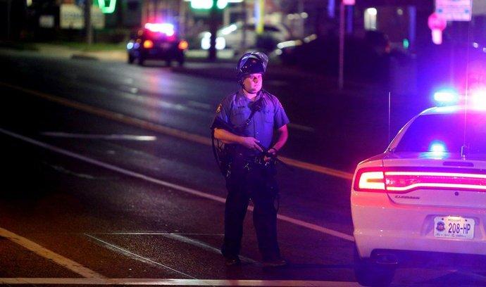 Policista ve Fergusonu