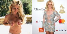 Polonahá Britney Spearsová vzbuzuje rozpaky: Co se to se mnou děje?!