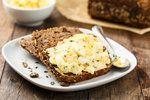 Vajíčková pomazánka s řeřichou a koprem