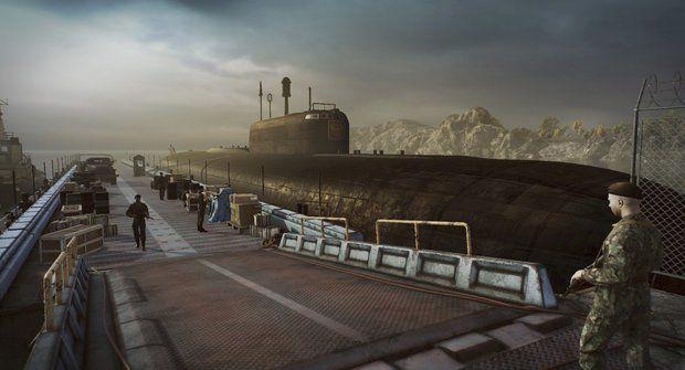 Tragédie ruské útočné ponorky Kursk