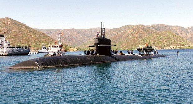 Vojenská technika: Ponorka USS Dallas SSN-700