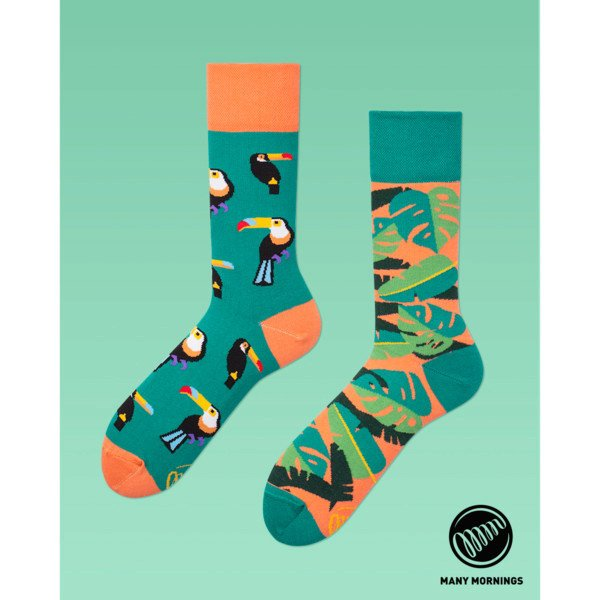 Ponožky Many Mornings Tropical Heat, vel. 35/38, Bonami, 179 Kč
