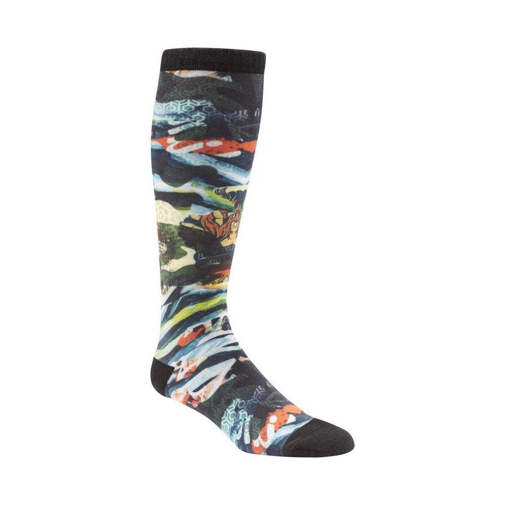 One Series Training Print Knee Socks, Reebok, Spartoo, 436 Kč