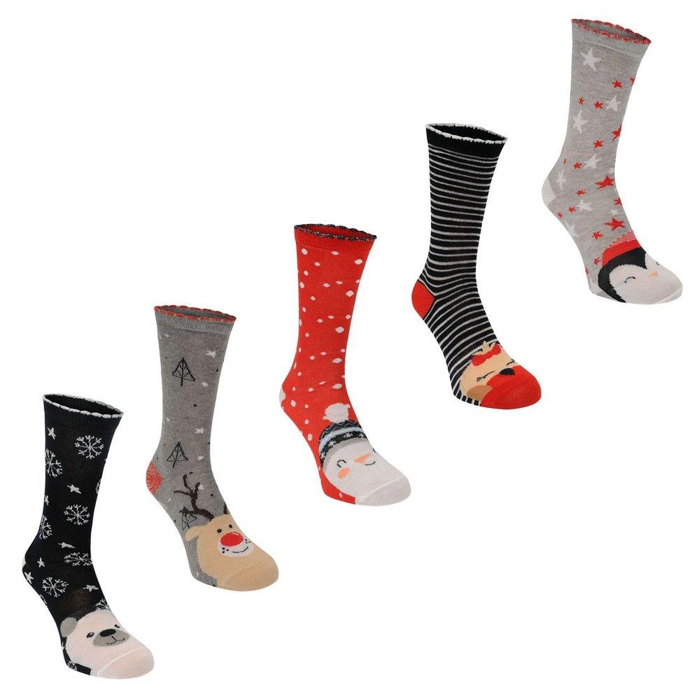 Ponožky Miso 5 Pack Dress Gift Box dám., Monkeysport, 299 Kč