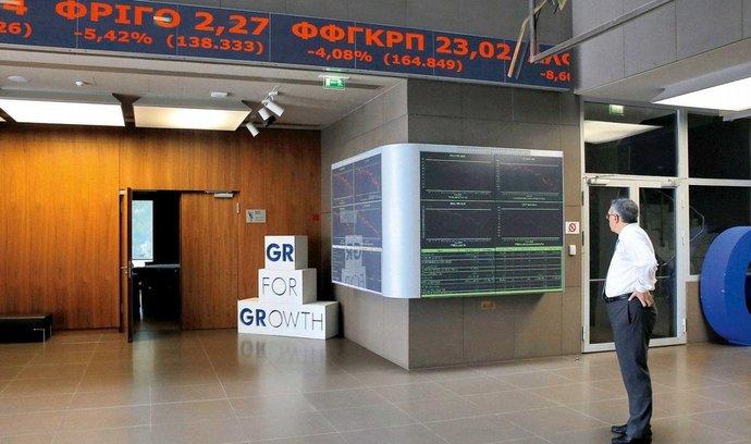 Poražený týdne. Z řeckých dluhopisů se opět stává nechtěné zboží. Nejistota stáhla i tamní akcie