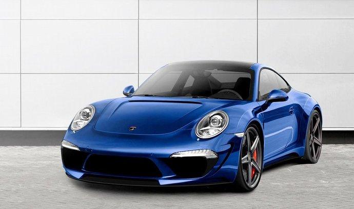 Porsche 911 Carrera 4/4S: náhled do ladění TopCar