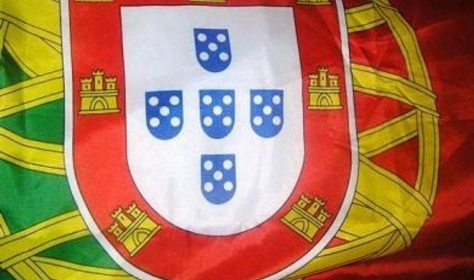 Portugalsko - státní vlajka (ilustrační foto)