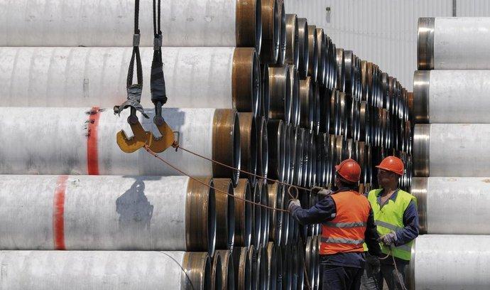 Potrubí pro plynovod South Stream
