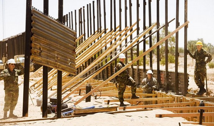práce imigrantů v USA