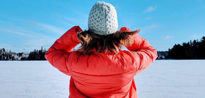 Postarejte se správně o zimní oblečení