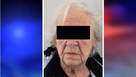 Pátrání po seniorce: Martu (75) neviděli od pondělí, naštěstí ji náhodný kolemjdoucí odvedl na policii