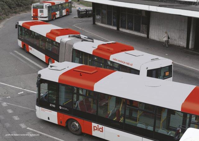 Nový design vozů pražské hromadné dopravy Autor/zdroj:  Klíčová slova: praha MHD