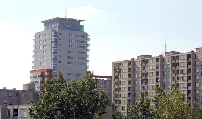 Byty v Praze rostly v posledním roce nejpomaleji z velkých českých mest.