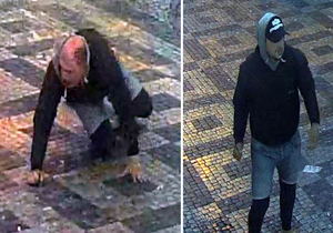 Police are looking for men who have been the victims of a brutal attack.