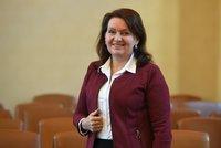 První žena v čele Karlovy univerzity: Novou rektorkou bude Milena Králíčková (49)