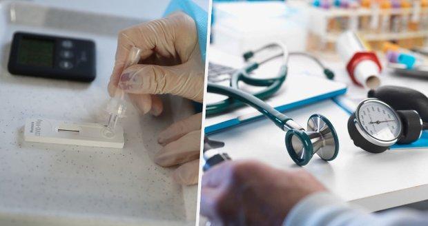 Covid jako běžná nemoc: Nakažení budou muset k praktikům, ti udělají test. Co čekárny?