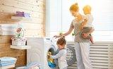 Nezapomínejte při praní na bakterie: zatočí s nimi Savo