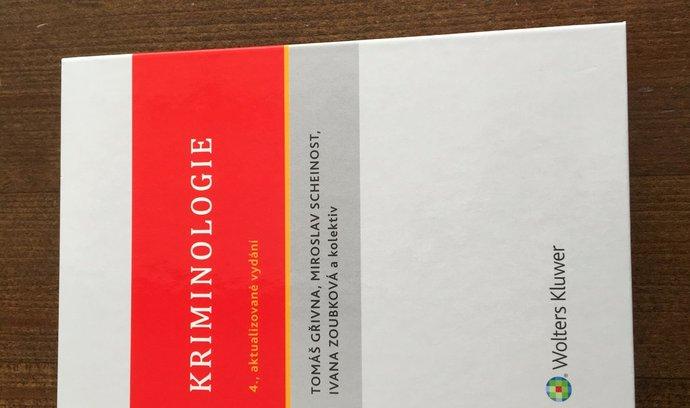 Učebnice kriminologie