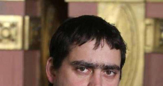 Náměstek primátorky Petr Dolínek