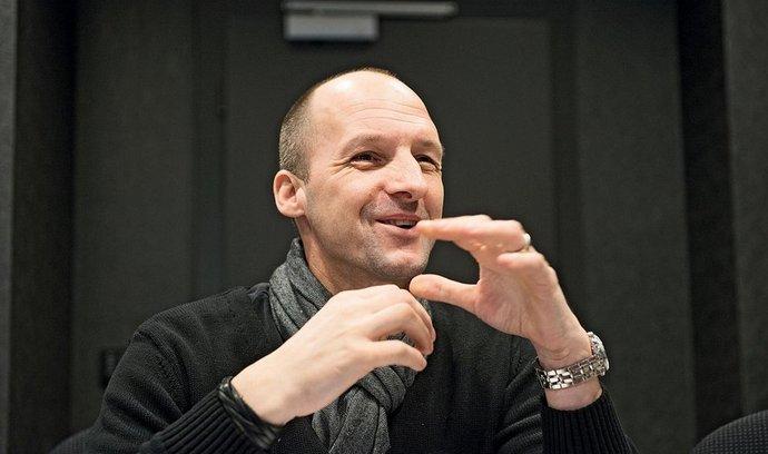 pražský hoteliér a šéf nového karlínského Pentahotelu Johannes Schuschu