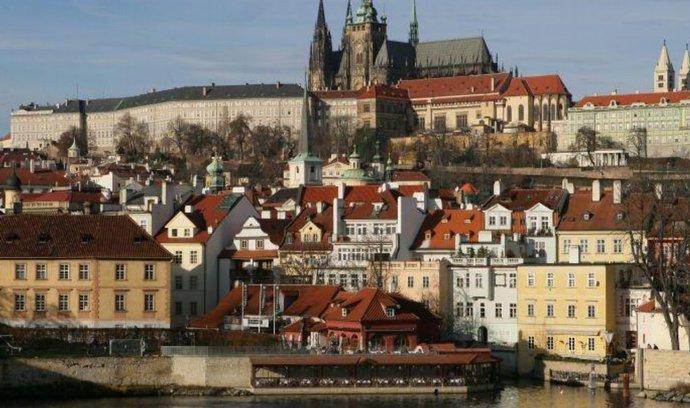 Pražský hrad (ilustrační foto)