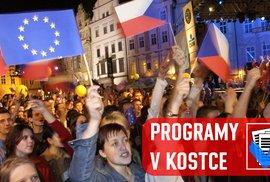 Přečetli jsme za vás: SPD má v programu referendum o vystoupení z EU, Babiš chce víc…