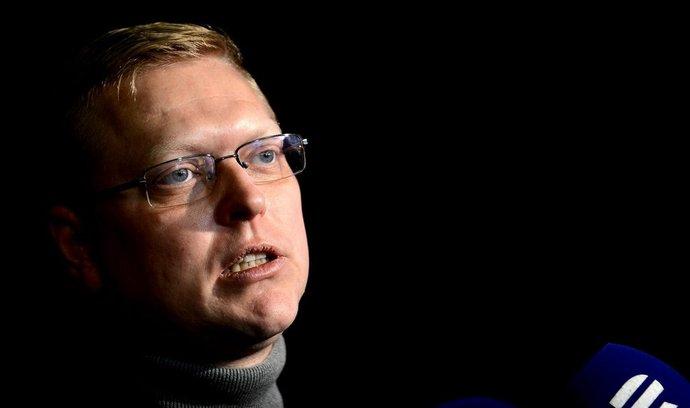 Předseda KDU-ČSL Pavel Bělobrádek
