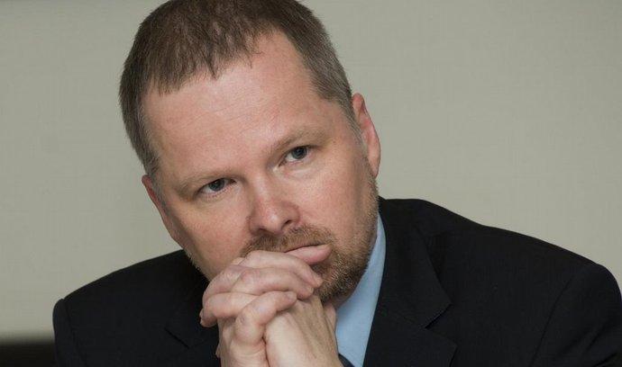 předseda ODS Fiala Petr
