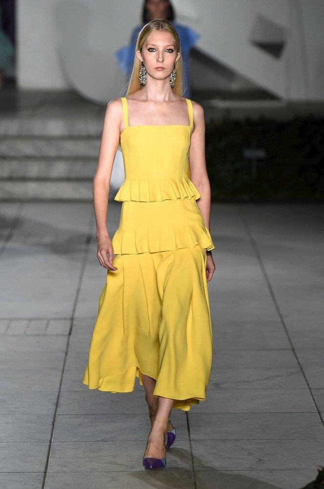 Carolina Herrera jaro/léto 2018