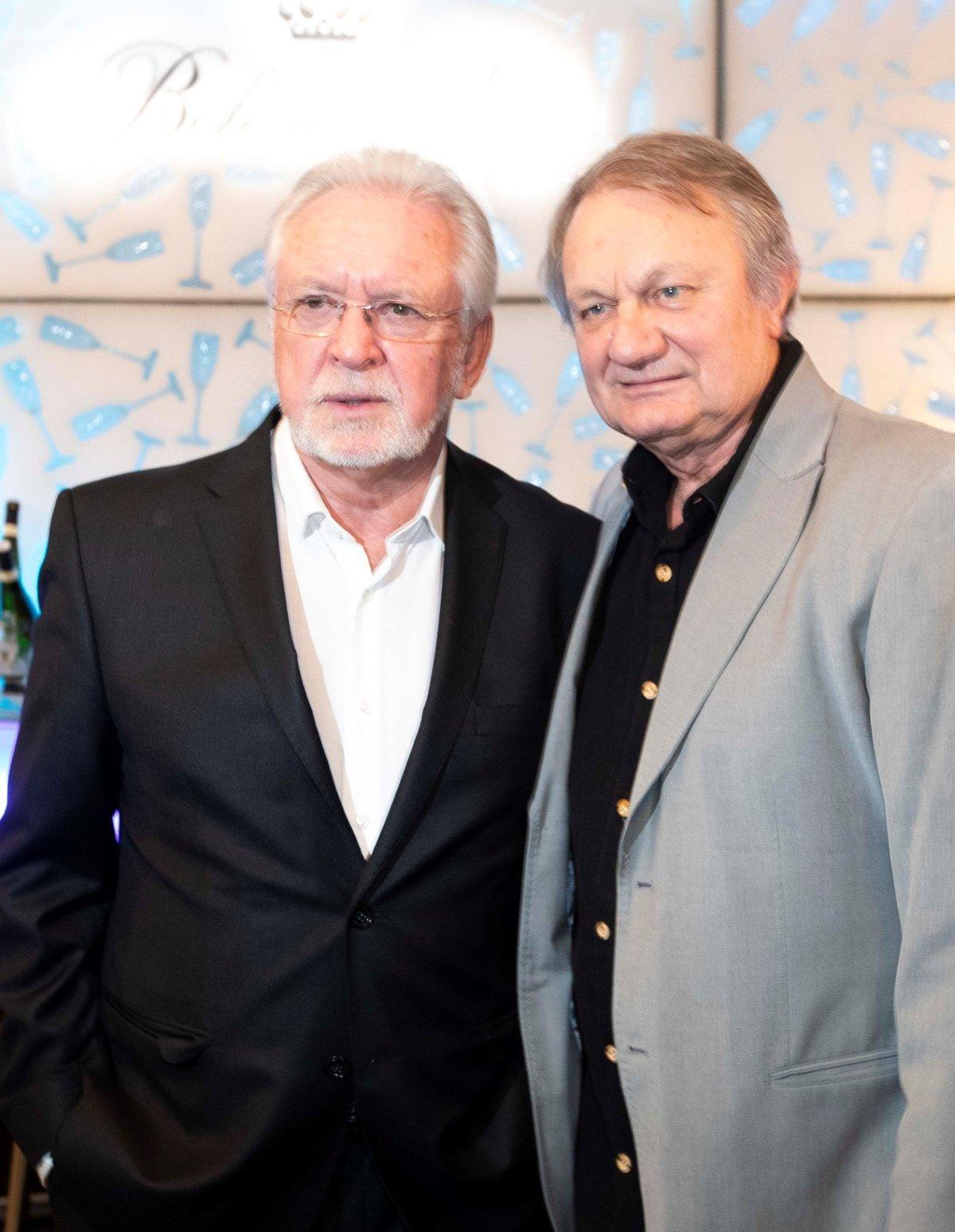 Premiéra Léta s gentlemanem: Jaromír Hanzlík a Jiří Adamec