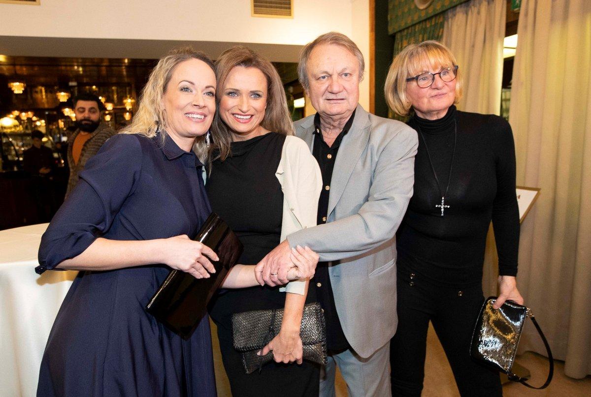 Premiéra Léta s gentlemanem: Alena Antalová a Jiří a Jana Adamcovi