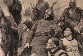 Bitvu na Moravském poli rozhodla léčka: Českému králi pak mečem rozsekli obličej na půl