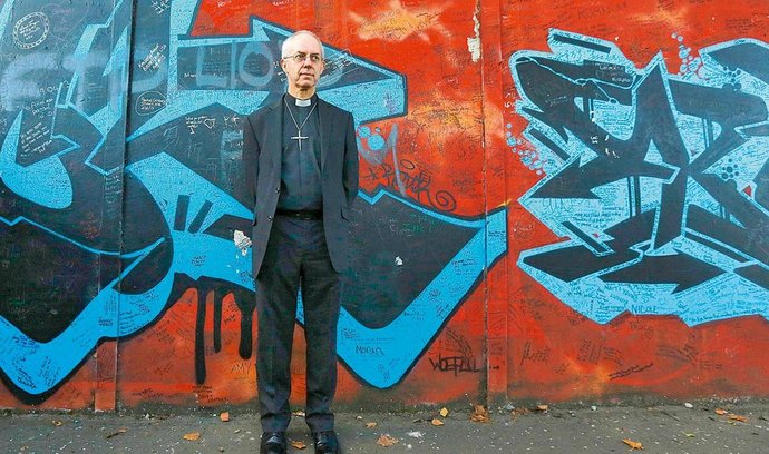 Prevence. Rozvojem spirituality bankéřů zabráníme krizím, říká arcibiskup Justin Welby
