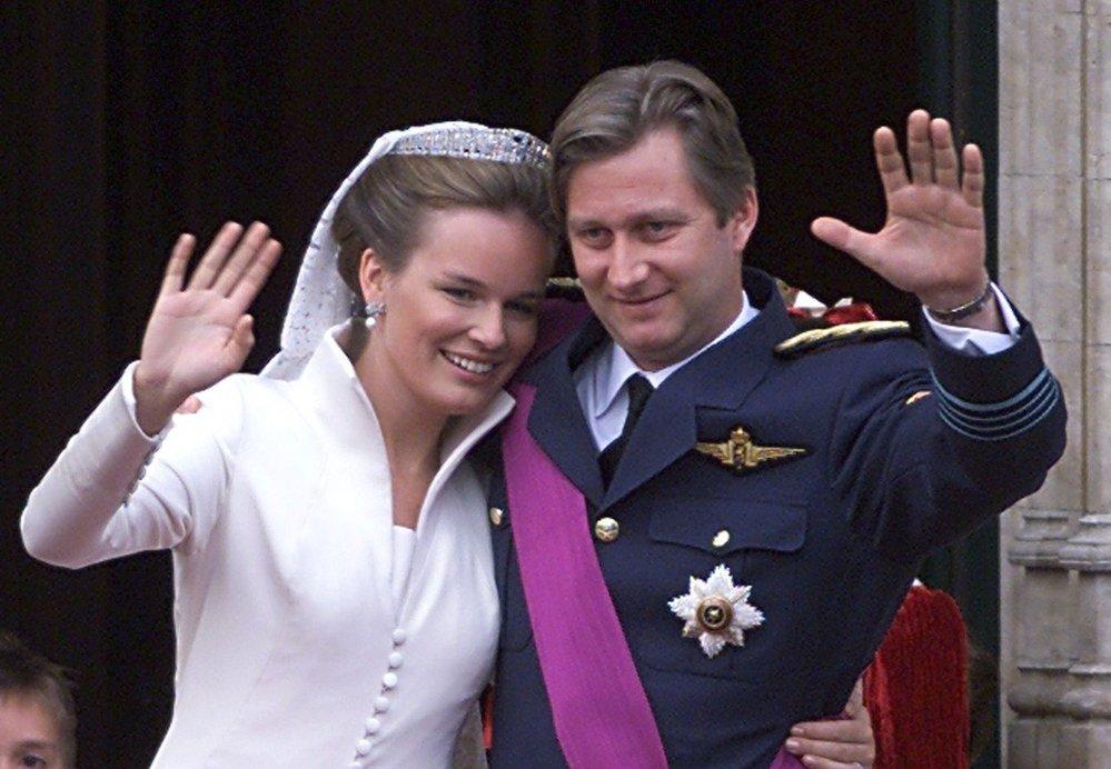 Královská svatba se konala v roce 1999