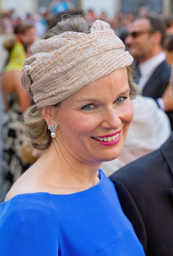 Mathilde patří k oblíbeným panovnicím, Belgičané ji milují