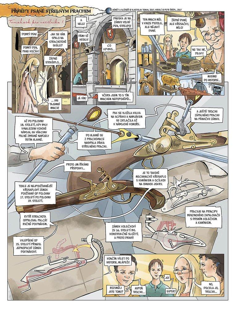 Příběhy psané střelným prachem 5: Tomahawk pro náčelníka