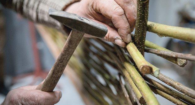 Košíkářská škola pletení: Primitiv, technologie našich předků