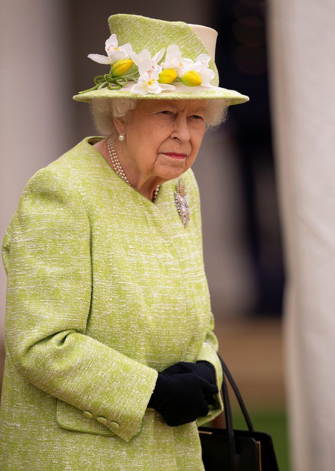 Královna Alžběta