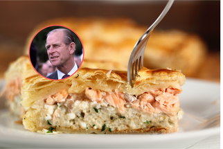 Oblíbená jídla prince Philipa a proč jedl raději bez královny