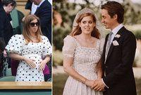 Princezna Beatrice porodila: Na svět přivedla holčičku!