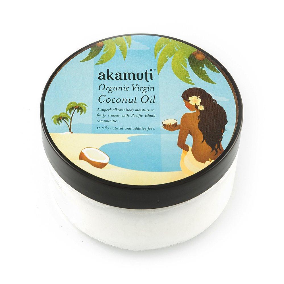 Kokosový bio olej, Akamuti, prodává: ladybio.cz, 235 Kč/50 g