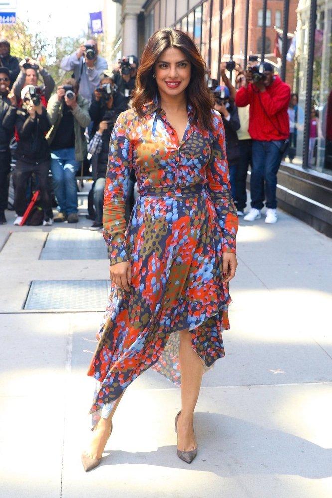 Priyanka Chopra v New Yorku