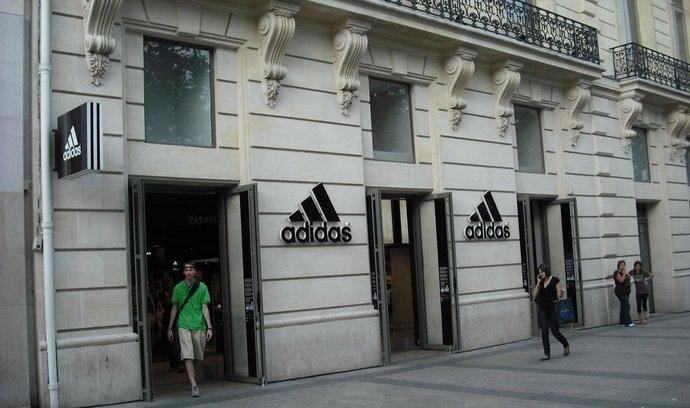 Prodejna Adidas
