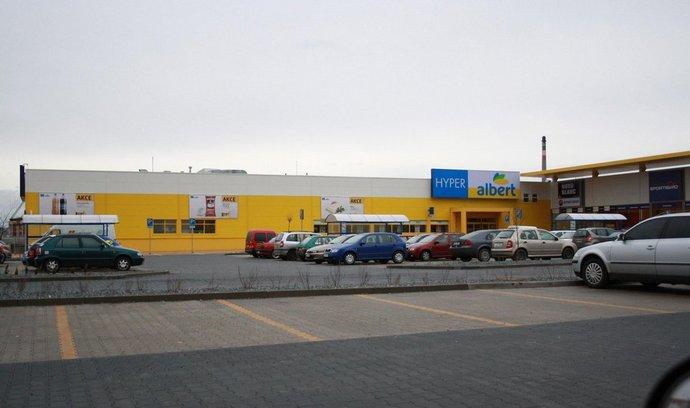 Prodejna Albert v Orlové, ilustrační foto