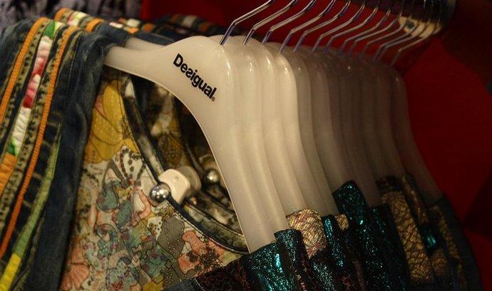 Prodejna oděvní značky Desiguel (ilustrační foto)