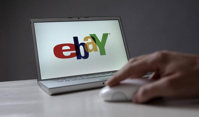 Prodejní portál eBay.