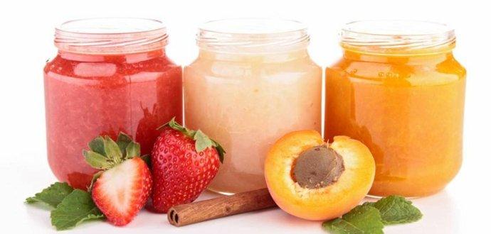 Recept na domácí ovocné přesnídávky pro děti