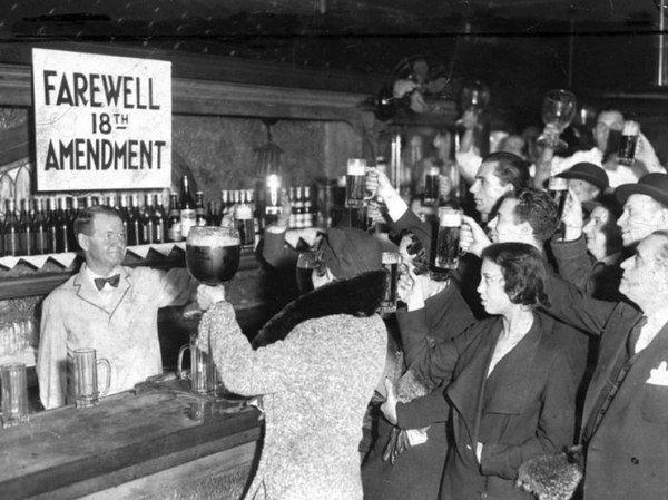Den, kdy v USA zrušen celostátní zákaz prodeje alkoholu, 5. prosince 1933