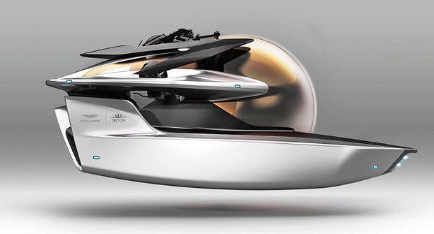 Ponorka od Aston Martin: Project Neptune
