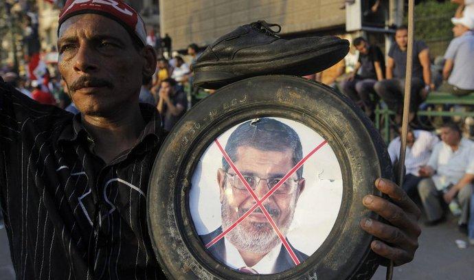 Egyptský prezident Muhammad Mursí má v Egyptě hodně příznivců (archivní foto)